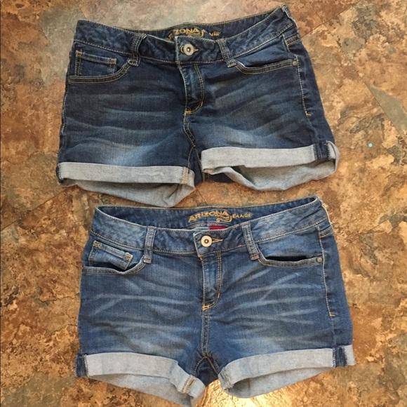 Arizona Jean Company Pants - 2 pair shorts